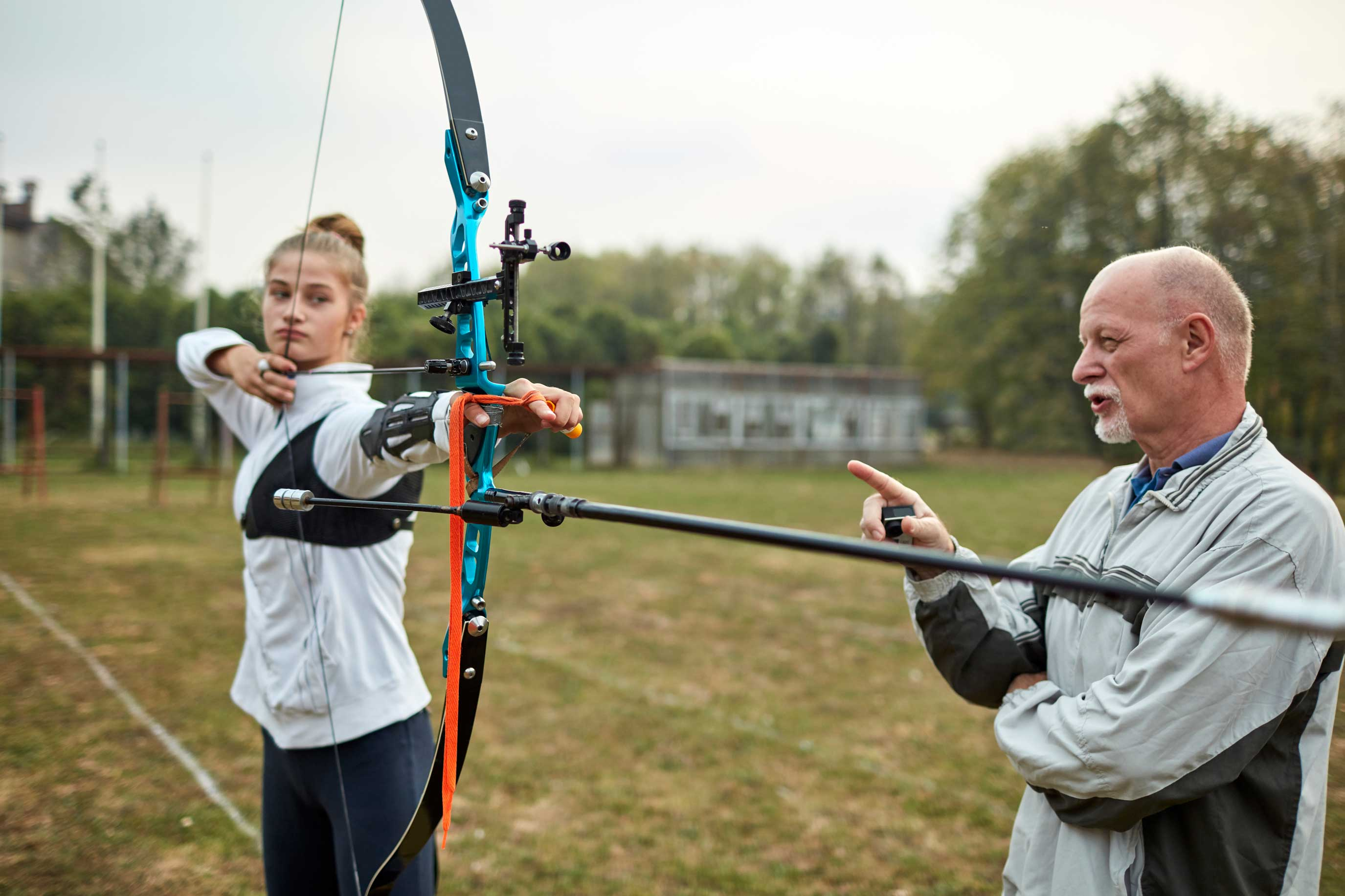 Recurve Bow Archery Coaching