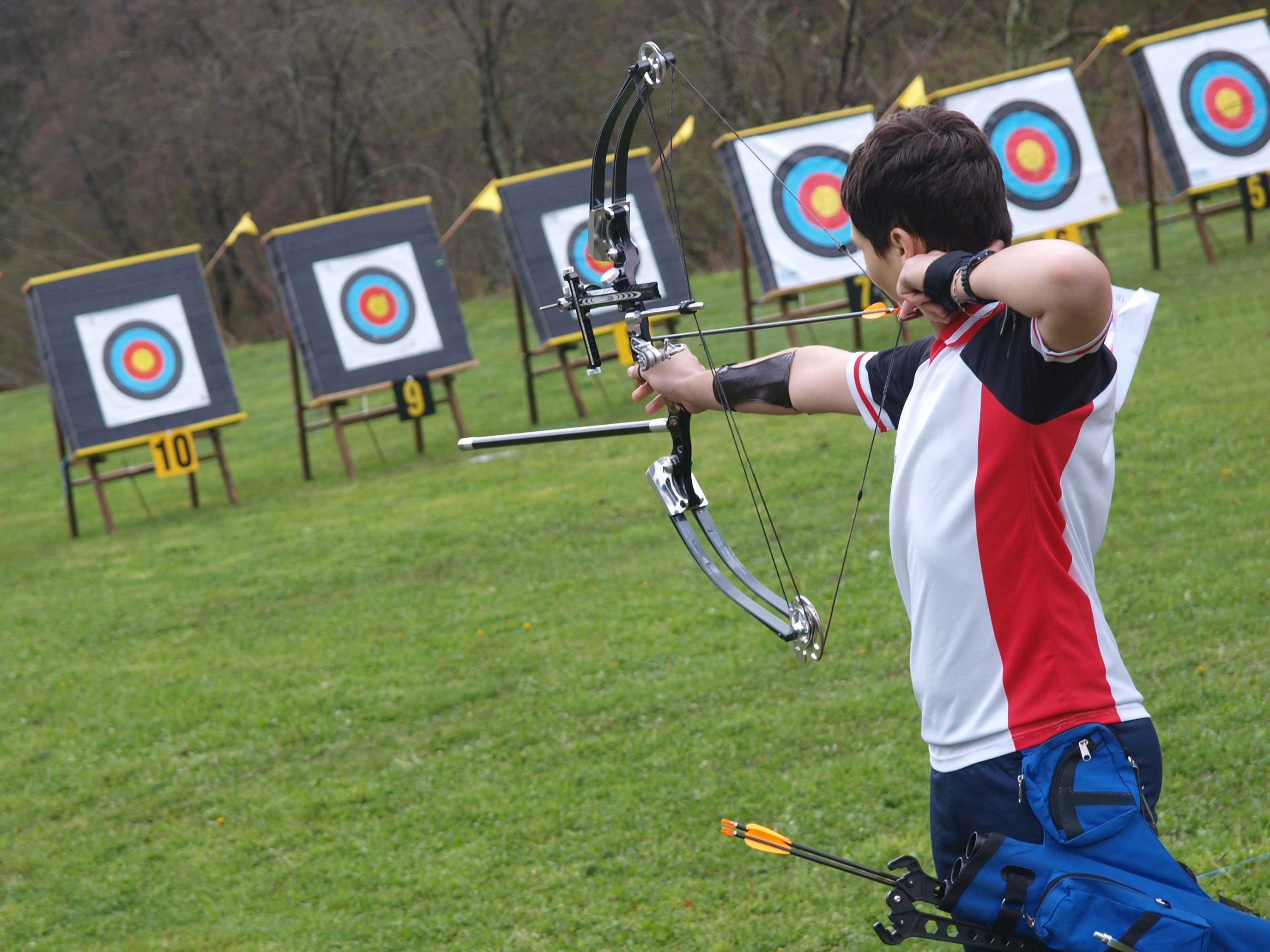 Compound Bow Archery Coaching